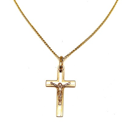Χρυσος σταυρός GOC004
