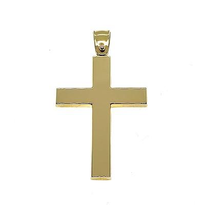 Χρυσός σταυρός GOC040