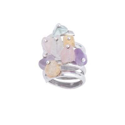 Ασημένιο Δαχτυλίδι SIR067